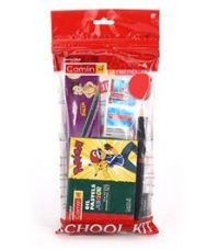 Camlin Students School Kit Pack of 6 - Multicolor for Rs. 89