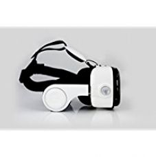 Buy RoboTouch VR PRO (New) VR Headset - 100-120 Degree FOV with Highest Immersive Experience - Inbuilt Headphones from Amazon
