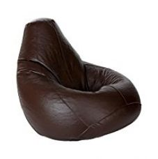 Mr.Lazy ml83 XXL Size Bean Bag without Beans (Brown) for Rs. 599