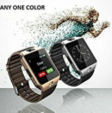 Buy Shopais Samsung Galaxy Core Prime 4G Compatible DZ09 Bluetooth Smart Watch Phone With Camera And Sim Card Support Android/IOS Mobile Phone from Amazon