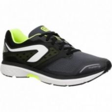 Buy KIPRUN SD MEN RUNNING SHOES - BLACK from Decathlon