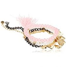 Funky Fish Multi Strand Bracelet for Women (Multicolor) (I-644_I7297473289466) for Rs. 799