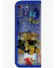 Buy Multiutility Pouch - I Like You Print for Rs. 16