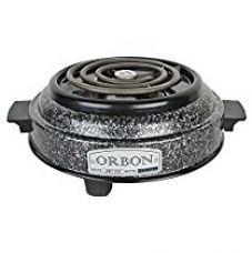 Buy Orbon 1000-Watt Electric Heater / G Coil Hot Plate Induction Cooktop from Amazon