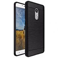 Buy Kaira Premium Shock Proof Carbon Fibre Brushed Textured Armour Series - Ultimate Protection from Drops in Slim profile, Durable, Anti Scratch, Perfect Fit, Air Cushion Anti Shock Technology, Impact Resistant Flexible TPU Phone Back Case Cover for XIAOMI MI REDMI NOTE 4 (Carbon Black) (Perfect Cutouts Redmi Note 4 Model) from Amazon