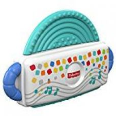 Buy Fisher Price Harmonica Teether, Multi Color from Amazon