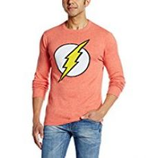 Buy Dc Comics Men's Cotton Blend Sweater from Amazon