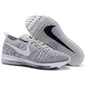 Buy Nike Zoom All Out Flyknit Men s Shoes Grey Lagoon White (10) from Amazon fa97275e9c4c