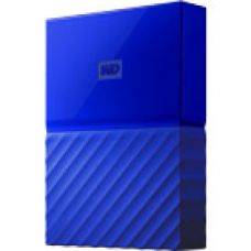 Buy WD My Passport 2TB Portable Hard Drive (Blue) for Rs. 7,199