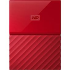 Buy WD My Passport 1TB Portable Hard Drive (Red) for Rs. 4,799