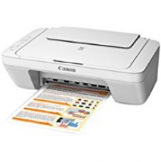 Buy Canon MG2570 Colour Multifunction Inkjet Printer (WHITE) from Amazon
