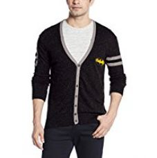 Buy Batman Men's Cotton Blend Sweater from Amazon