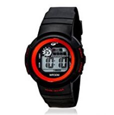 Buy Elios Outdoor Multifunction Digital Waterproof Sports Watch For Kids CQ-02 from Amazon