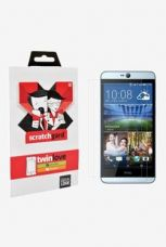 Flat 82% off on ScratchGard HTC 826 Tempered Glass