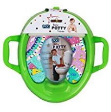 Buy Amardeep and Co Baby Potty Trainer Seat (Green) - pts-01green from Amazon