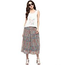 Buy 109 F Women's Cropped Pants from Amazon