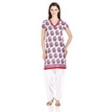 Buy Biba Women's Straight Kurta from Amazon