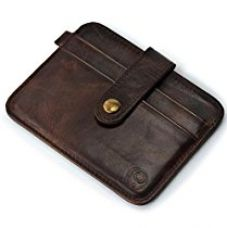 Buy Generic Brown Credit Card Case from Amazon