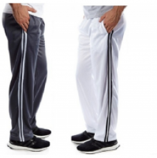 Buy Fashion Multicolored Mens Hosiery Track Pant (Set of-2) from ShopClues