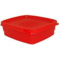 Flat 27% off on Cello Max Fresh Classic Square Small Polypropylene Container, 3...