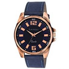 Laurels Gatsby Analog Black Dial Mens Watch - Lo-GT-203C for Rs. 479