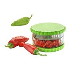Buy Amiraj Unbreakable Plastic Multi Crusher, Transparent/Green from Amazon