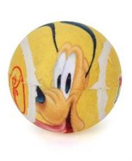 Get 43% off on Disney Pluto Print Tennis Ball - Yellow