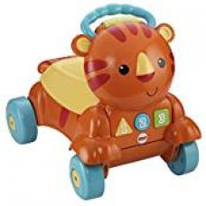 Buy Fisher Price Stride to Ride Tiger, Orange from Amazon
