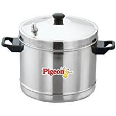 Pigeon Stainless Steel 6-Plates Idly Maker for Rs. 1,269