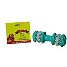 Glenand Rubber Dental Dumbell Big Dog Toy for Rs. 550