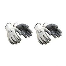 Klaxon Nylon Safety Hand Gloves (2 Pair) for Rs. 236
