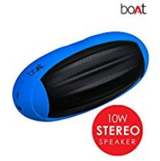 Boat Rugby Portable Bluetooth Speaker (Blue) for Rs. 1,664