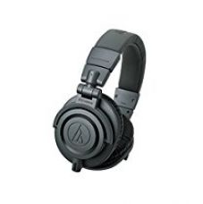Audio-Technica ATH-M50xMG On-Ear Digital Noise Cancelling Headphone  (Matte Grey) for Rs. 24,295