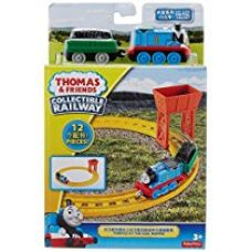 Fisher Price Collectable Railway Coal Hopper Starter Set, Multi Color for Rs. 489