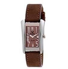 Buy Fogg Analog Brown Dial Women's Watch -3008-BR from Amazon