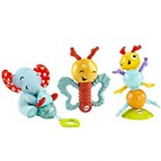 Fisher Price Wigglin Gigglin Gift Set, Multi Color for Rs. 1,119