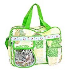 Buy Bey Bee Mama'S Bag Diaper Bag 18 Ltrs (Green.) from Amazon