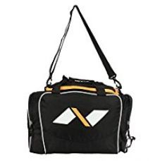 Buy Nivia Carrier Duffle Kit Bag, 20 inch (Black) from Amazon