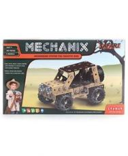 Get 34% off on Zephyr Metal Mechanix DIY Safari Car - 155 Pieces
