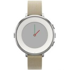 Pebble Technology Corp Time Round 601-00046 Smartwatch (Silver-Stone) for Rs. 11,132