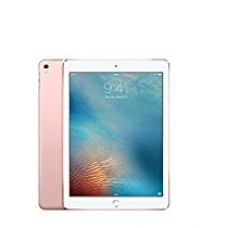 Buy Apple iPad Pro Tablet (9.7 inch, 256GB, Wi-Fi Only), Rose Gold from Amazon