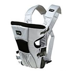 LuvLap Baby Carrier Blossom (Gray) for Rs. 1,238