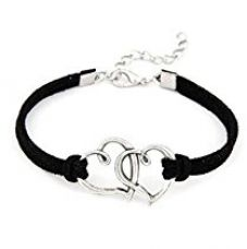 Karatcart Black Leather Single Strand Necklace For Women for Rs. 179