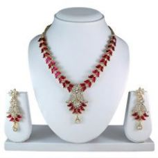 Buy Emma Necklace Set from Rediff