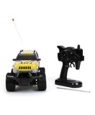 Buy Karma Land Master Remote Control Jeep - Yellow Purple from FirstCry