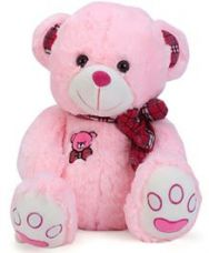 Dimpy Stuff Teddy Bear Pink - 40 cm for Rs. 647