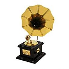 Itos365 Handmade Vintage Dummy Gramophone Showpiece Only For Home Decor for Rs. 299
