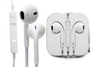 Buy Apple Earphones With Mic for Iphone from Ebay