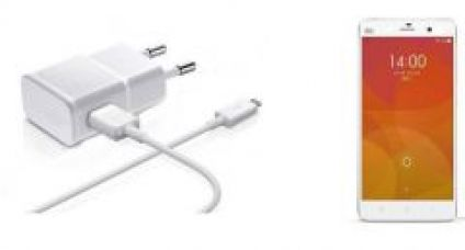 Buy Micro USB White Charger For Xiaomi Redmi Note 4G from Rediff