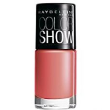 Buy Maybelline Color Show Nail Enamel, Coral Craze, 6ml from Amazon